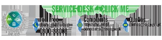 Service Desk SECP
